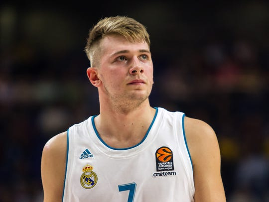 Luka Doncic is not expected to work out for the Suns,