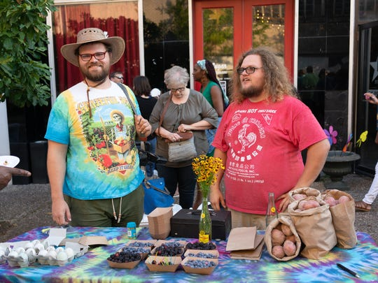 June's Downtown Gallery Crawl in Monroe is Thursday.