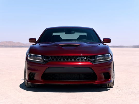 Fiat Chrysler Automobiles is showing off its 2019 Dodge