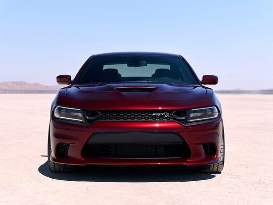 Dodge Unveils 2019 Challenger Srt Hellcat Redeye