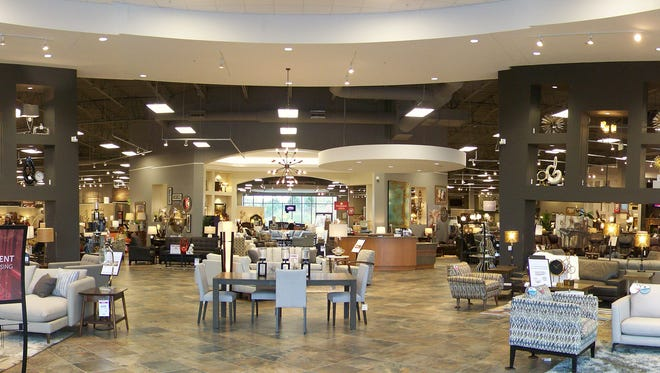The new Steinhafel's mattress and furniture store was set to open a new store on Black Friday at  84South in Greenfield.