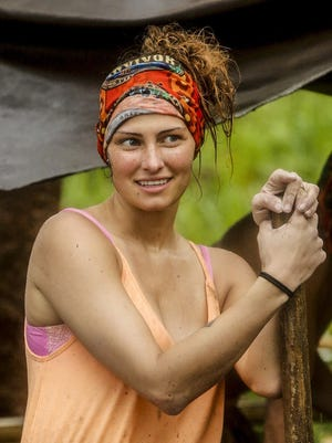 Jessica 'Figgy' Figueroa is competing on season 33 of 'Survivor'