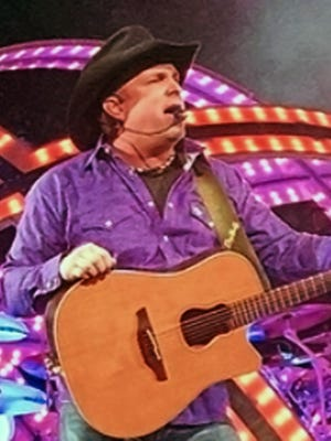 Garth Brooks and Trisha Yearwood will stop by Greenville for three nights on the couple's world tour.