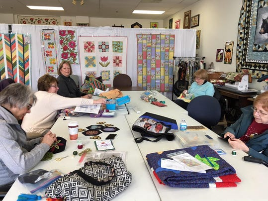 Handmade: 'Quilting Season' is marked by volunteers : quilting season - Adamdwight.com