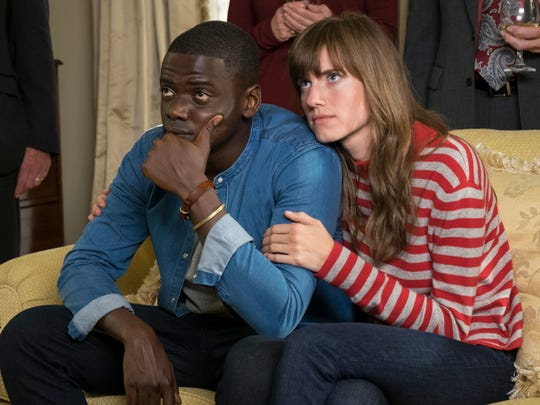 Daniel Kaluuya plays a man meeting his girlfriend's family (Allison Williams) in 'Get Out.'