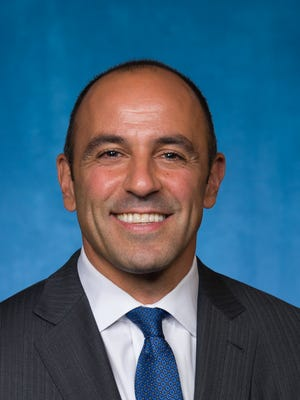 Jimmy Panetta was sworn in Tuesday to the U.S. House,