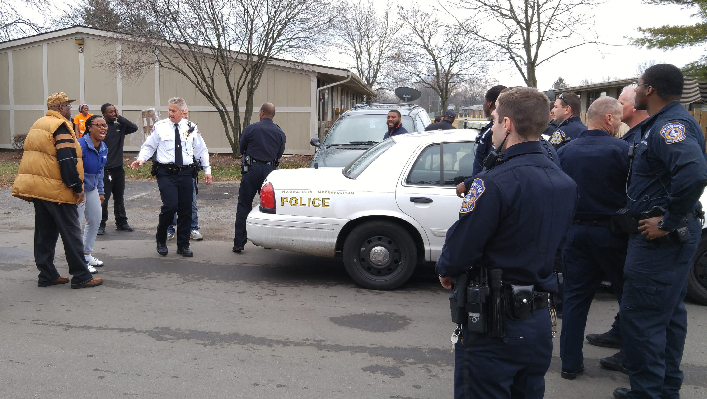 City Of Lawrence Police Department Indiana