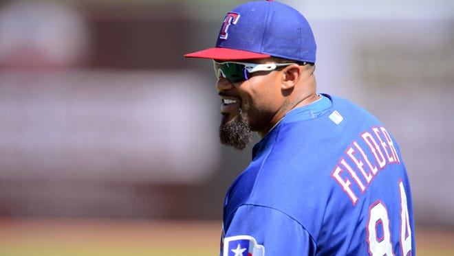 Prince Fielder is far healthier - and happier - than he was in recent years.
