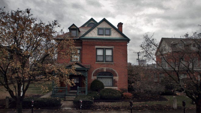 The Thurber House in Columbus -- where author, humorist and cartoonist James Thurber once lived -- is part of the Ohio Literary Trail.