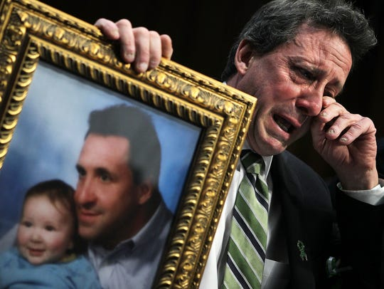Neil Heslin, father of 6-year-old Sandy Hook Elementary