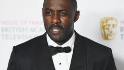 Idris Elba has a different look in the new 'Star Trek'