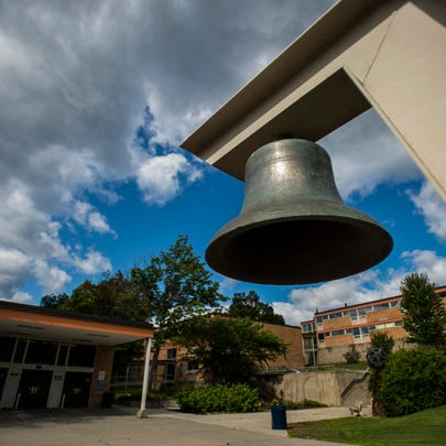Burlington High School.