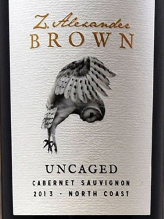 Z Alexander Brown wine