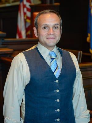 Yonkers Board of Education Trustee Edgar Santana