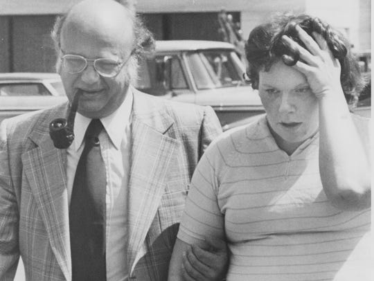 "Dec. 31, 1975: Sarah Isabel ""Cindy"" White set a fire"