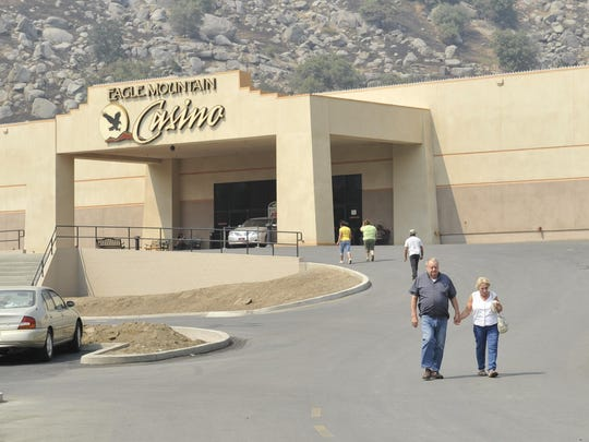 Eagle Mountain is moving forward with plans to open its casino in Porterville.