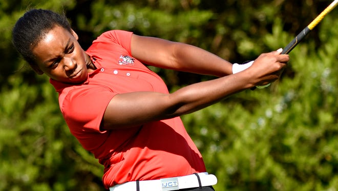 """Susquehannock High School junior Kendel Abrams will compete in the 2017 """"Golf to Paradise"""" First Tee Champions Challenge during the Chubb Classic in Naples, Florida, from Feb. 17-19, 2017."""