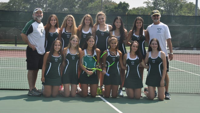 Ramapo went 18-3 this season and finished fourth in Bergen County.