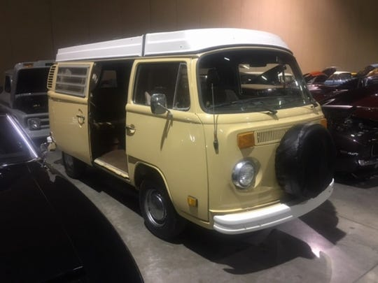 1978 Volkswagen Westfalia van, for sale at the Hot August Nights 2017 Collector Car Auction, Aug. 10-12 at the Reno Sparks Convention Center.