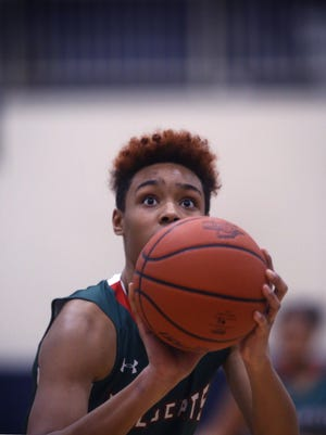 Lawrence North's Ae'Rianna Harris is headed to Purdue next season.