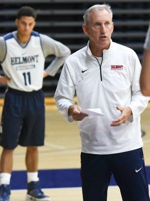 Belmont coach Rick Byrd has 761 career victories.