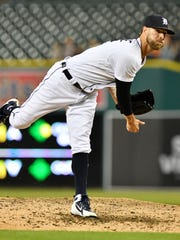 Tigers closer Shane Greene could be a hot commodity at the trade deadline.