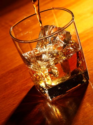 Special Makers Mark Wild Thurby drinks will be served at party