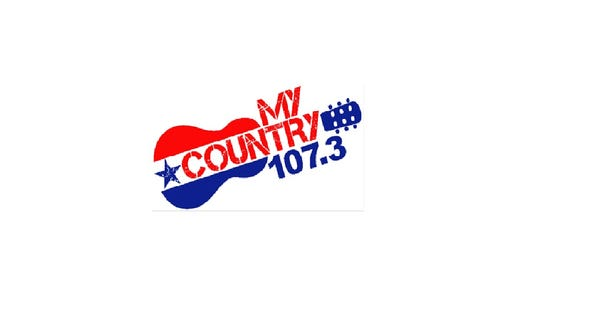 Logo for My Country 107.3 FM