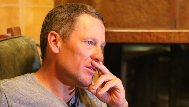 Lance Armstrong lost his seven Tour de France titles and an Olympic bronze medal after being found guilty of doping during his career.