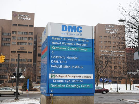 Hospitals at the Detroit Medical Center are being investigated for faulty patient conditions after complaints were filed against the health system.