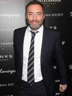 Director Richard Shepard.
