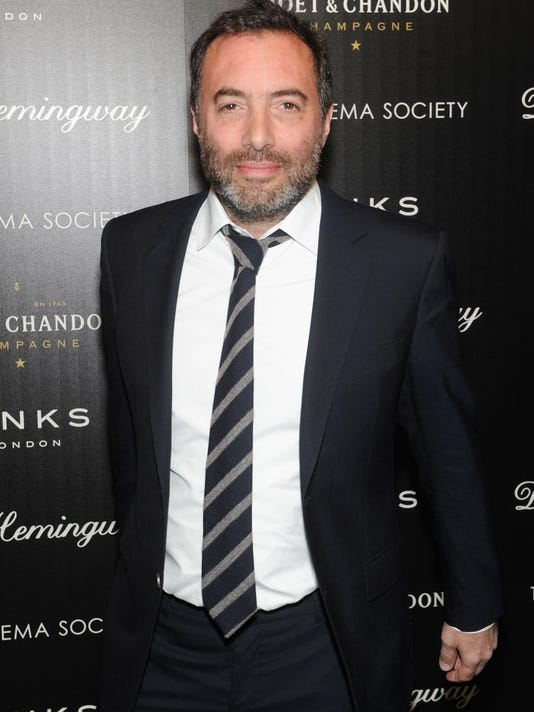 Director Richard Shepard