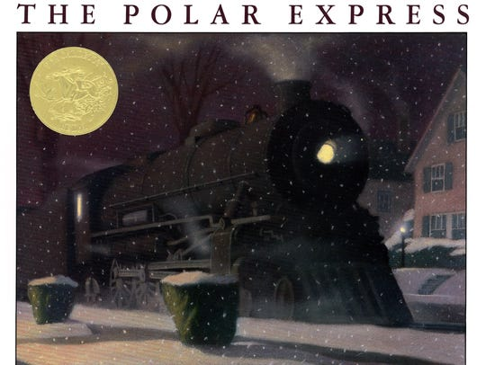 'The Polar Express' was published in October 1985.