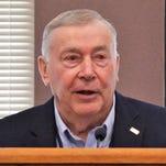 Paul Bednarik elected Oconto County Board chairman