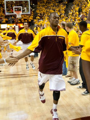 Jamelle McMillan, son of Indiana Pacers head coach Nate, played at ASU from 2007 to 2011.
