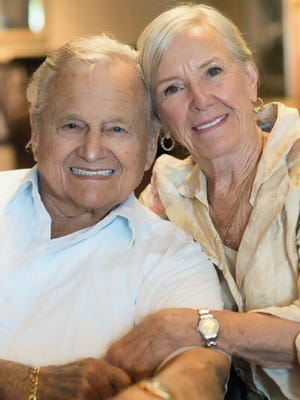 The Edelmans, Jack and Debra, have given $2.12 million in contributions to the Reid Health Foundation over the years.