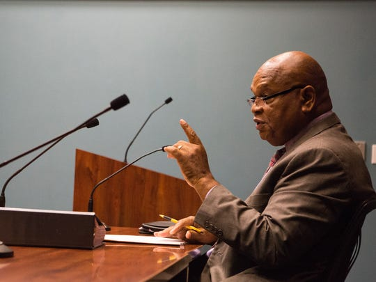 Former Wilmington City Council President Theopalis K. Gregory has been indicted.