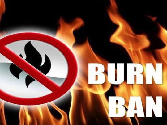 "A statewide ban on all private burning has been issued in conjunction with Gov. John Bel Edwards' ""stay home"" order that aims to stop the spread of COVID-19."