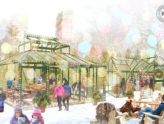 Detroit's holiday market