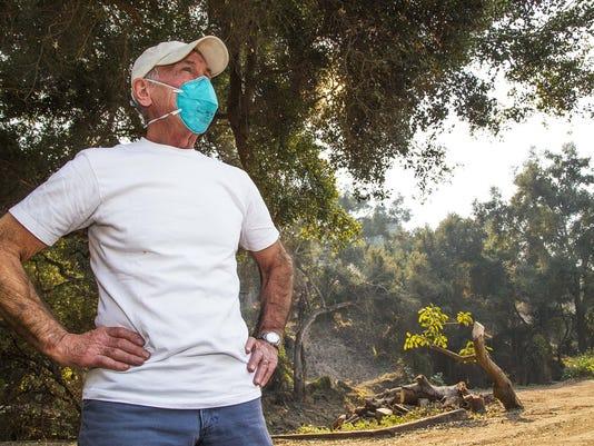 News: California Wildfires