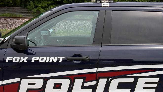 Fox Point police squad