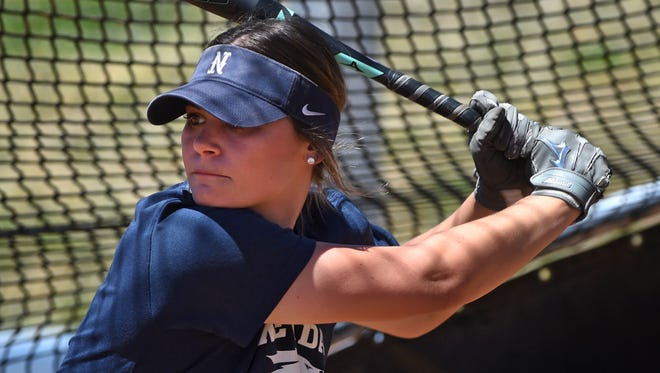 Moorpark High graduate Erika Hansen made a major impact on the softball diamond in her two seasons at the University of Nevada. Her collegiate career will come to an end in the Postseason NISC, which starts Wednesday.