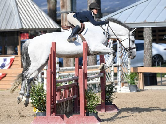 The 2019 Germantown Charity Horse Show runs June 4-8 at the Germantown Charity Show Grounds.