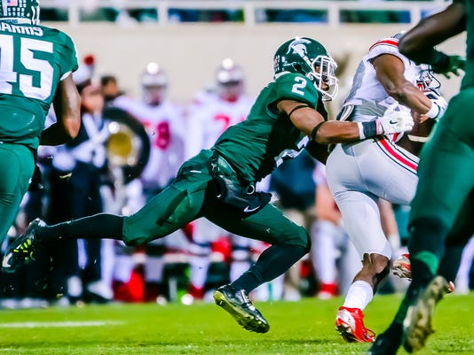 MSU vs Ohio State Football
