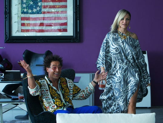 Bardem in 'The Counselor'