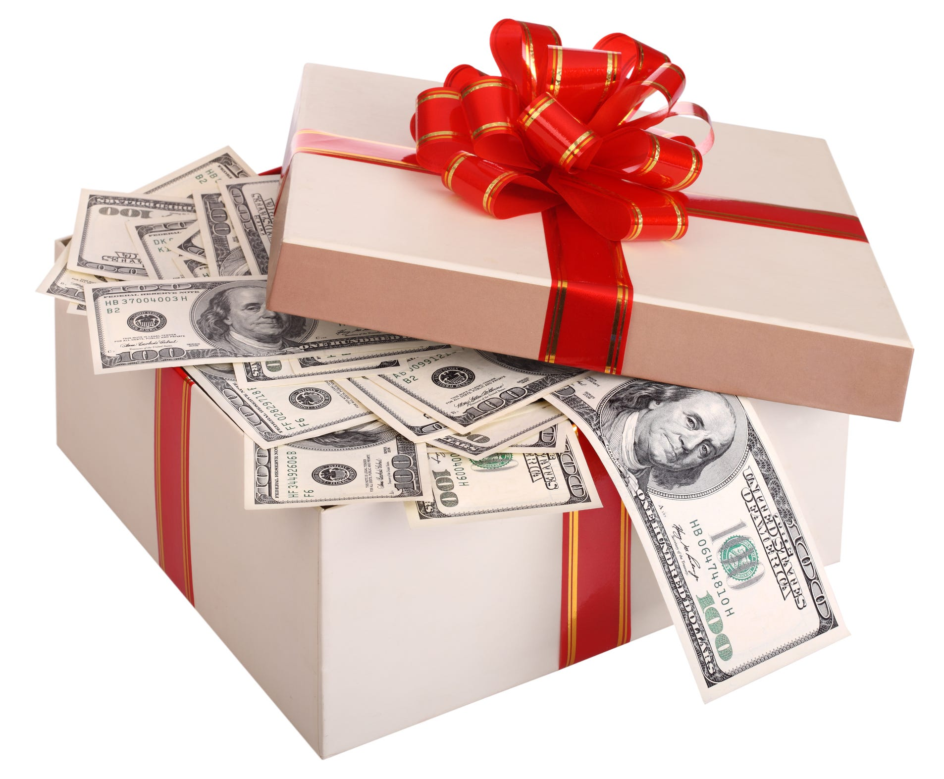 foto Holiday Gift Etiquette: Who To Cash And Who NotTo