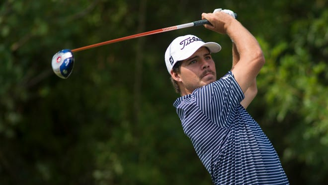 Former Camarillo High golfer Johnny Ruiz finished second at a Canadian Tour Q School event to gain status for the 2017 season.