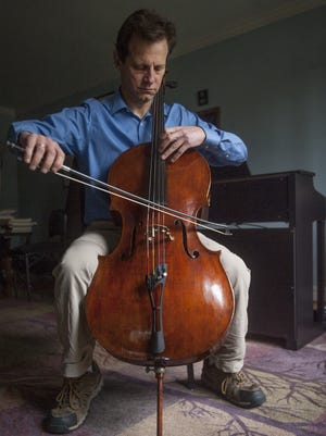 Robert Cafaro of Haddon Township, a longtime cellist with the Philadelphia Orchestra, has just finished a book called 'When The Music Stopped: My Battle and Victory Against MS.' It's his story of combating the disease through a radical lifestyle change and through his sheer determination to get back to his cello. Exercise has been pivotal to the strategy.