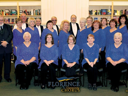Florence Chorus featured in Thanksgiving concert
