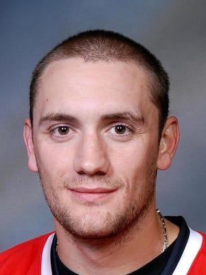Mike Brodeur, 2009-10 Binghamton Senators goalie